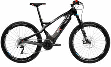 M1 Sporttechnik Zell e-Mountainbike / 25 km/h e-MTB 2018