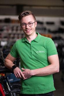 Marvin Goldberg, e-Bike Beratung und Verkauf, e-motion e-Bike Premium-Shop Velbert