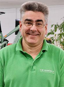 Jens Sommerfeldt, e-Bike Beratung und Verkauf