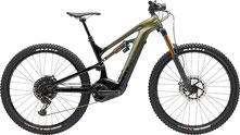 Cannondale Moterra e-Mountainbike / 25 km/h e-MTB 2018