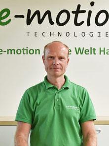Matthias Rosenkranz, e-motion e-Bike Welt Hanau