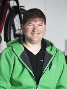 Garip Heinrich von der e-motion e-Bike Welt in Erbach bei Ulm