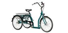 Pfau-Tec Ally Dreirad und Elektro-Dreirad für Erwachsene - Shopping-Dreirad 2017