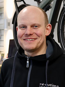 Benjamin Friedrich, e-Bike Service Berlin-Mitte