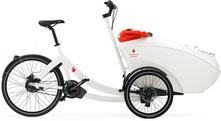 Triobike Mono E Cargo e-Bike