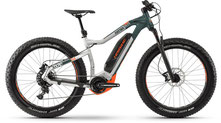 Haibike XDURO Full FatSix 9.0 Lifestyle e-Bike 2018