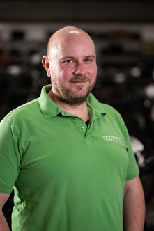 Michael Wiegel, Shopleitung, e-motion e-Bike Premium-Shop Velbert