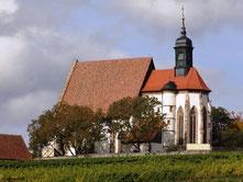 St. Maria im Weingarten, Volkach