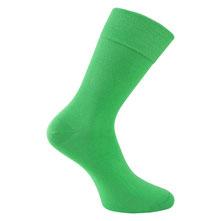 Herrensocken grün