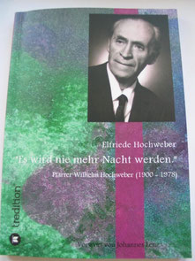 Cover Biografie Wilhelm Hochweber