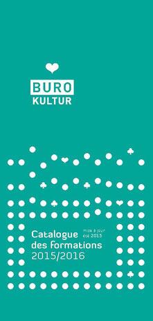 Catalogue formation Burokultur Lyon