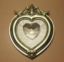 STRASS Heart Swarovski Crystals