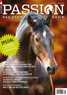 Titelseite PASSION Herbst 2018