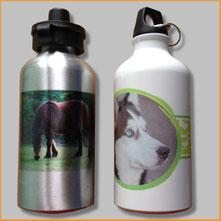 Druckatelier46 - alutrinkflasche mit fotodruck