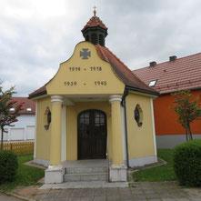 Die Kapelle von Grünthal