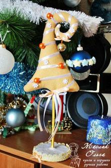 Ангелы новогодние игрушки своими руками