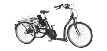 Pfau Tec Verona mit Bafang Mittelmotor - Dreirad für Erwachsene -2018