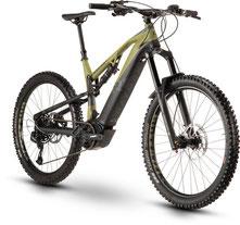 R Raymon E-Seven TrailRay Fully - e-Mountainbikes - 2019