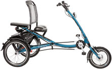 Pfau-Tec Scootertrike - Dreirad für Erwachsene - 2018