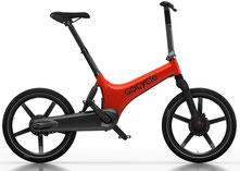 Gocycle G3C - Klapprad / Faltrad / Kompakt e-Bikes - 2020