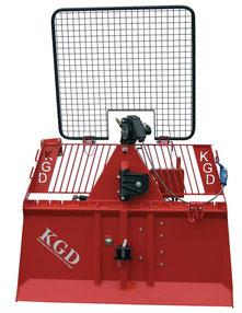 Log Winch KGD 650-EH - Electro-Hydraulic
