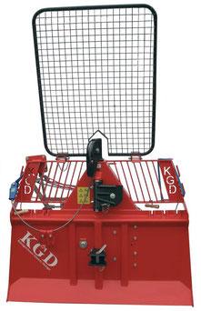 Seilwinde KGD 550 - mechanisch