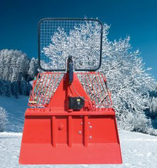 Treuil forestier KGD 650 - mécanique
