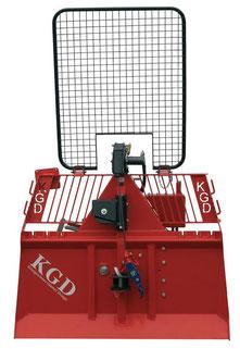 Seilwinde KGD 550-EH/SA - elektrohydraulisch
