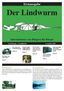Titelblatt 1. Ausgabe
