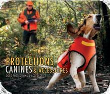 Gilet de protection chien