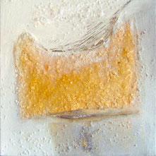 Mouvement perpétuel blanc 1, peinture