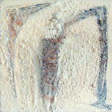Mouvement perpétuel blanc 4, peinture