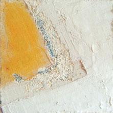 Mouvement perpétuel blanc 2, peinture