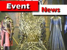 Game of Thrones Ausstellung Oberhausen 2018 News