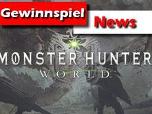 Gewinnspiel zu Monster Hunter: World