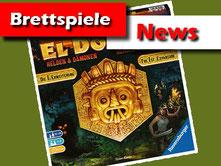 Aktuelle Brettspiel News von Ravensburger: Wettlauf nach El Dorado