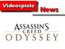 Spiele News von Ubisoft: Assassin's Creed Odyssey Verkaufszahlen