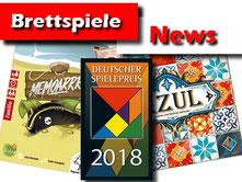 Deutscher Spielepreis 2018 News