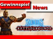 Gaming News von Spielpunkt: Gewinnspiel zu Zeus Battlegrounds