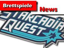 Brettspiel News: Starcadia Quest von CMON
