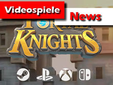 Schurken Update für Portal Knights erschienen