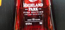 Highland Park Fire