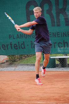 Tennishallenplatz Wuppertal Turniertennis