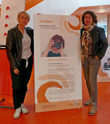 20 Jahre Freiwilligen-Zentrum Augsburg Fotowettbewerb 2017 - Ausstellung Stadtbücherei - Foto: Freiwilligen-Zentrum Augsburg
