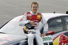 Matthias Ekström, DTM Rennfaher