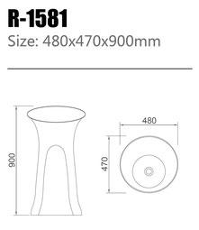 Waschtisch R-1394