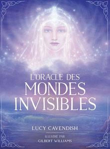 L'Oracle des mondes invisibles, Pierres de Lumière, tarots, lithothérpie, bien-être, ésotérisme