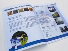 eQuentum Pferdefutter | Folder und Flyer | Gestaltung & Text