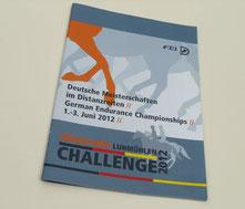 Logo, CI, Plakate und Programmheft Globetrotter Luhmühlen Challenge