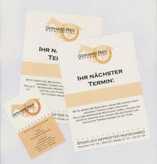 Logo und CI Gerhard Ries